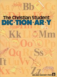 Christian Student Dictionary, Various