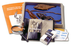 Dissection Kit (includes activity book)