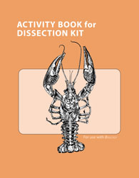 Student Activity Book for Dissection Kit
