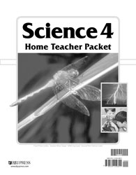 Science 4 Home Teacher Packet