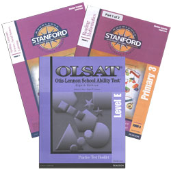 Stanford & OLSAT Grade 4 Fall (Primary 3/E, test combo)