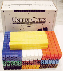 Unifix Cubes (1,000 piece set)