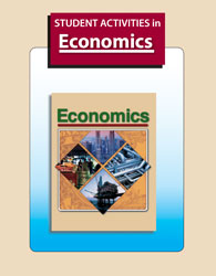Economics Student Activities Manual