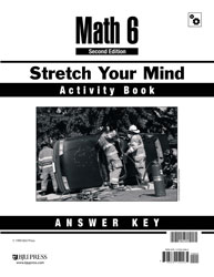 Math 6 Stretch Your Mind Activity Book Answer Key (2nd ed.)