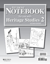 Heritage Studies 2 Student Notebook (2nd ed.)