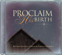 Proclaim His Birth (CD)