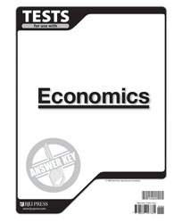 Economics Tests Packet Answer Key