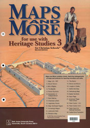 Heritage Studies 3 Maps and More (2nd ed.)