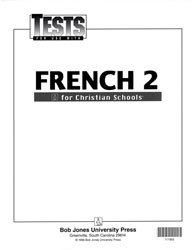 French 2 Tests (5 pk)