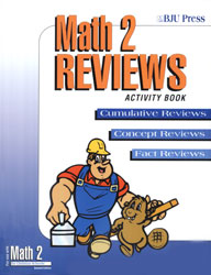 Math 2 Reviews Activity Book
