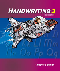 Handwriting 3 Teacher's Edition (2nd ed.)