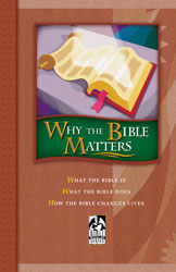 Why the Bible Matters Student Text