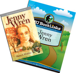 BJ BookLinks: Jenny Wren Set (guide & novel) | BJU Press