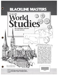 World Studies Blackline Masters (reproducibles for 2nd ed.)