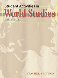 World Studies Student Activities Manual Teacher's Edition (2nd ed.)