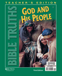 Bible Truths 4 Teacher's Edition (3rd ed.)