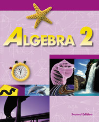 Algebra 2, 2nd ed. Textbook
