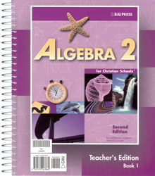 Algebra 2 Teacher's Edition (2nd ed.)