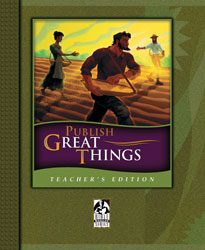 Publish Great Things Teacher's Edition