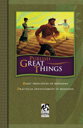 cover of Publish Great Things