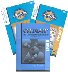 Stanford & OLSAT Grade 3 Fall (Primary 2/D, test combo)