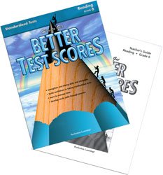 Better Test Scores: Reading 6 Subject Kit