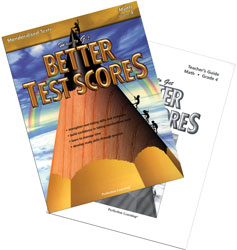 Better Test Scores: Math 4 Subject Kit