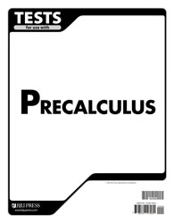 Precalculus Tests (1st ed.)