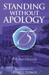 Standing Without Apology (softcover)