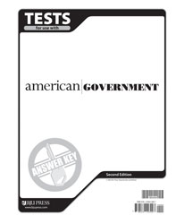 American Government Tests Answer Key (2nd ed.)