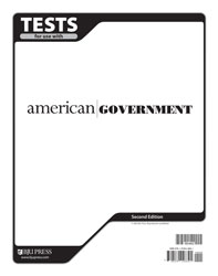 American Government Tests (2nd ed.)