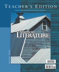 American Literature Teacher's Edition (Updated Version; 2nd ed.)