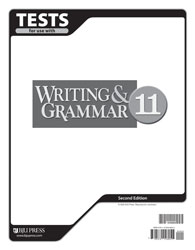 Writing & Grammar 11 Tests (2nd ed.)