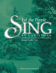 Let the People Sing at Christmas (SATB with congregation)