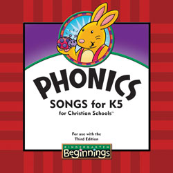 K5 Beginnings with Phonics