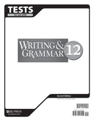 Writing & Grammar 12 Tests (2nd ed.)