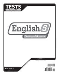English 5 Tests (2nd ed.)