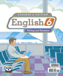 English 6 Teacher's Edition with CD (2nd ed.)