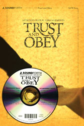 Trust and Obey (piano accompaniment CD)