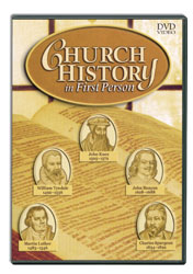 Church History in First Person [DVD]