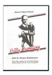 Billy Sunday Story, The [DVD]