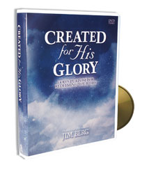 Created for His Glory DVDs
