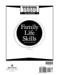 Family Life Skills Tests (5 pk) (2nd ed.)