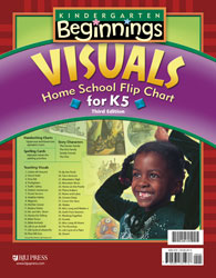 Beginnings K5 Homeschool Visual Flip Chart (3rd ed.)