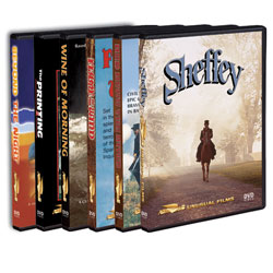 Unusual Films DVD Set