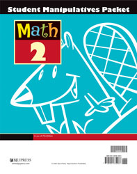 Math 2 Student Manipulatives Packet (3rd ed.)