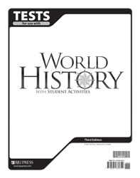 World History Tests (3rd ed.)