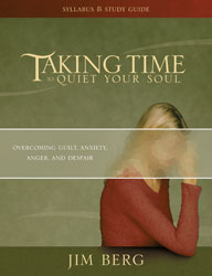 Taking Time to Quiet Your Soul