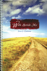 Walk Beside Me (SATB collection)—spiral-bound