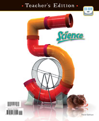 Science 5 Teacher's Edition with CD (3rd ed.)